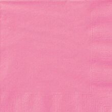Hot Pink Luncheon Napkins, 50ct