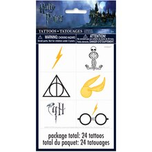 Harry Potter Tattoos, 24ct