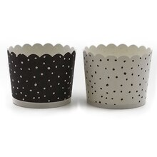 Black & White Treat Cups By Celebrate It