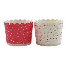 Red & White Treat Cups By Celebrate It