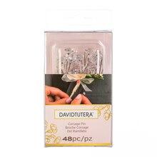David Tutera Crystal Corsage Pins Package