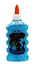 Elmer's Washable Glitter Glue, Blue