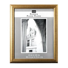 """Vintage Gold Home Collection Frame by Studio Décor, 8"""" x 10"""""""