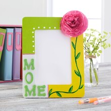 "Kids Club® ""MOM/ME"" Mother's Day Wood Frame, medium"
