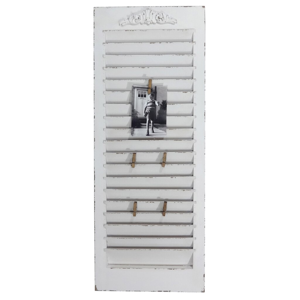 Find The White Window Shutter Frame Savannah By Studio