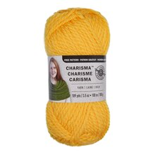 Loops & Threads Charisma Yarn, Yellow