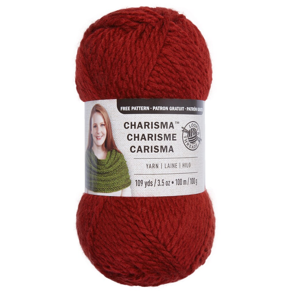 Loops & Threads® Charisma™ Yarn
