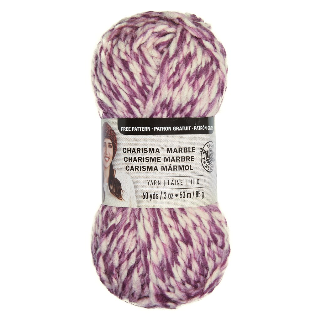 Charisma™ Marble Yarn By Loops & Threads®