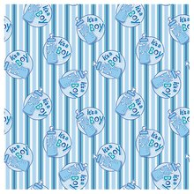 It's A Boy Baby Shower Wrapping Paper