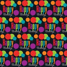 Birthday Cheer Wrapping Paper