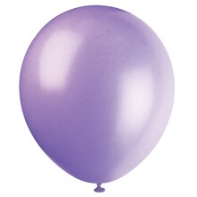 "9"" Latex Spring Lavender Balloons, 20ct"