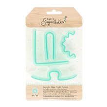 Sweet Sugarbelle Specialty Edger Cookie Cutters