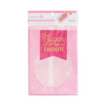 Cookie Treat Bags By Celebrate It, Pink