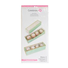 Mint Macaroon Treat Boxes By Celebrate It