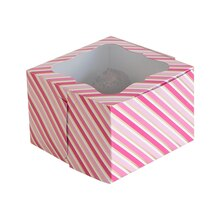 Pink Printed Treat Boxes By Celebrate It