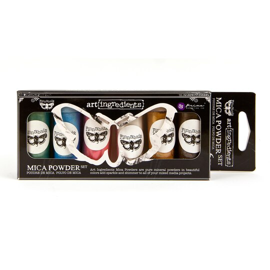 http://www.michaels.com/finnabair-art-ingredients-mica-powder-set/10520525.html