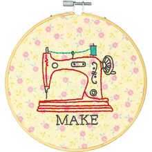 Dimensions Embroidery Kit, Make