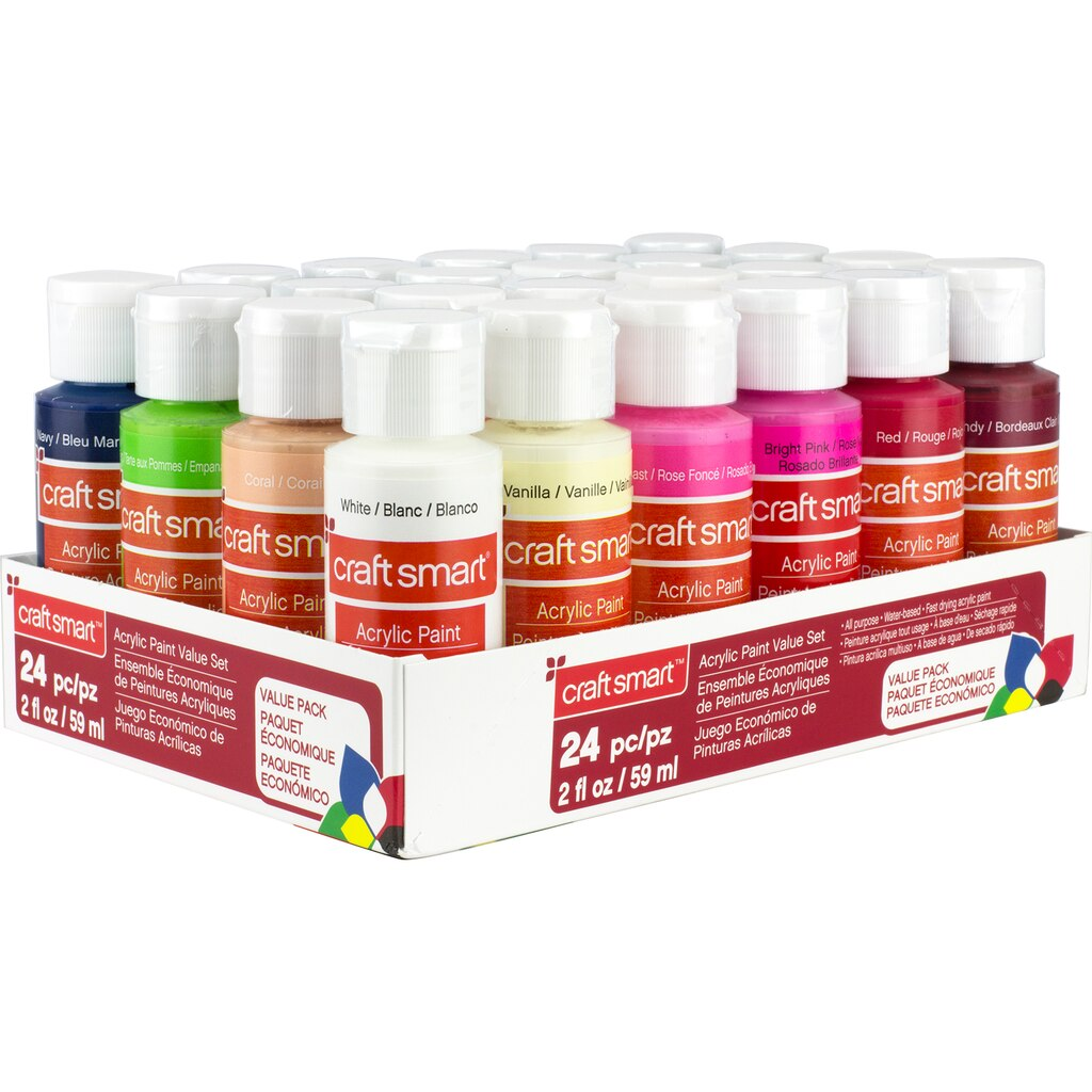 Fast Drying Paint For Crafts