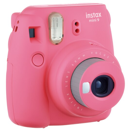Fujifilm Instax 174 Mini 9 Camera Flamingo Pink