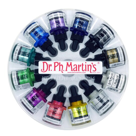 Shop For The Dr Ph Martin 39 S Iridescent Calligraphy