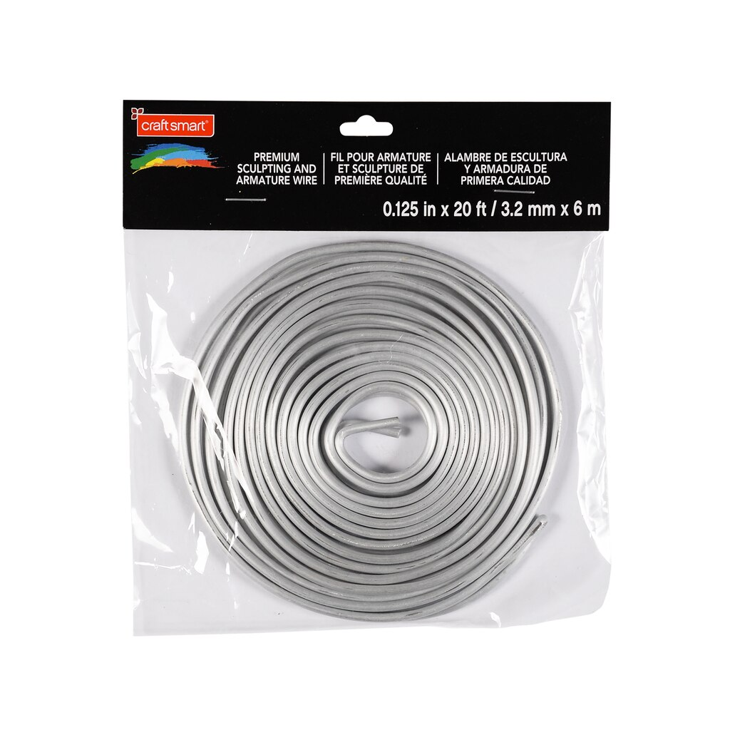 Shop for the Premium Sculpting & Armature Wire By Craft Smart®, 0.13 ...