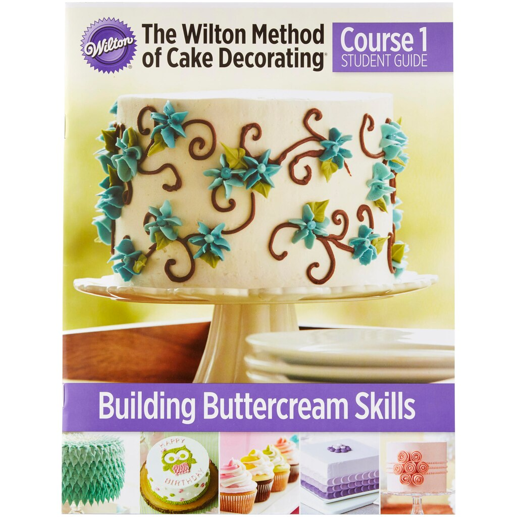 Cake Decorating Class Description : Find The Wilton  Method of Cake Decorating  Course 1 ...