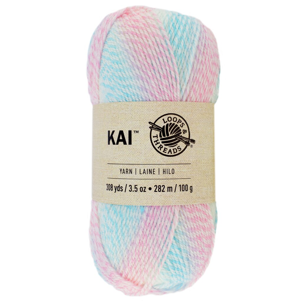 Kai™ Yarn by Loops & Threads®