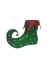 Elf Boot Tealight Candle Holder By Ashland