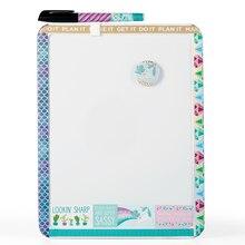 Unicorn Washi Dry Erase Board, medium