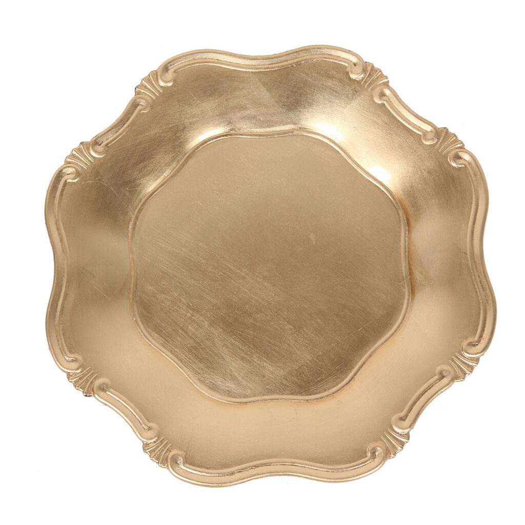 Buy the Scallop Charger By Ashland® at Michaels