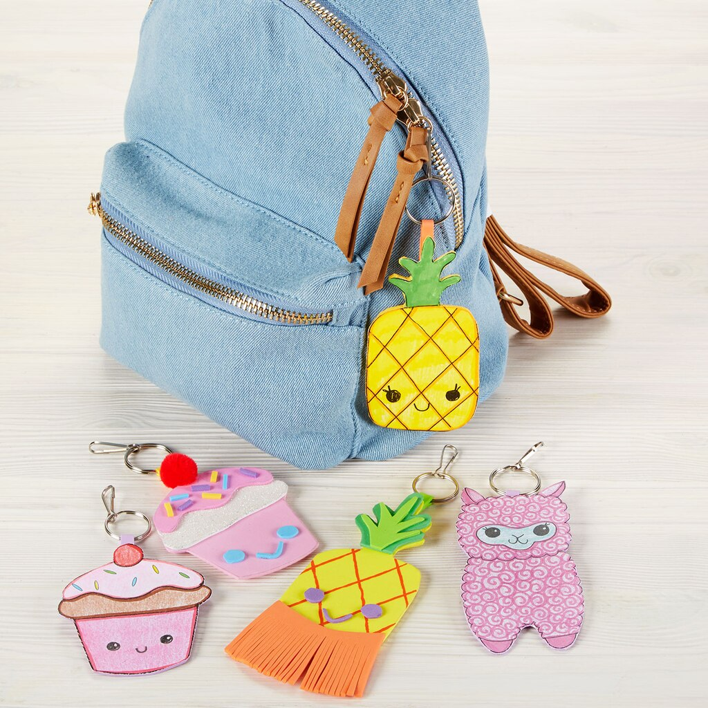 Kids ClubR Kawaii Backpack Tags Medium
