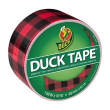 Shop categories printed duck tape brand duct tape buffalo plaid front mozeypictures Gallery