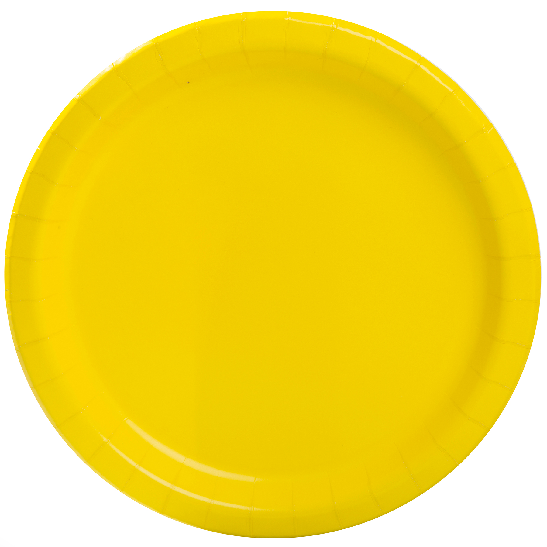 9  Neon Yellow Party Plates ...  sc 1 st  Michaels Stores & Neon Yellow Paper Plates | Neon Yellow Party Supplies