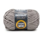 Bernat® Blanket Stitch 'n Win Yarn, Pale Gray