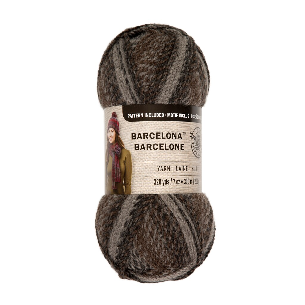 Barcelona yarn by loops threads dt1010fo