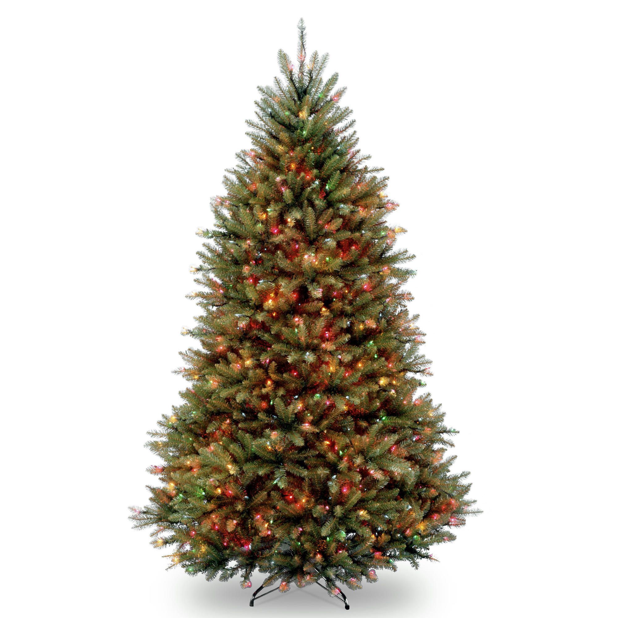 Buy the 6.5 ft. Pre-Lit Dunhill® Fir Full Artificial Christmas ...