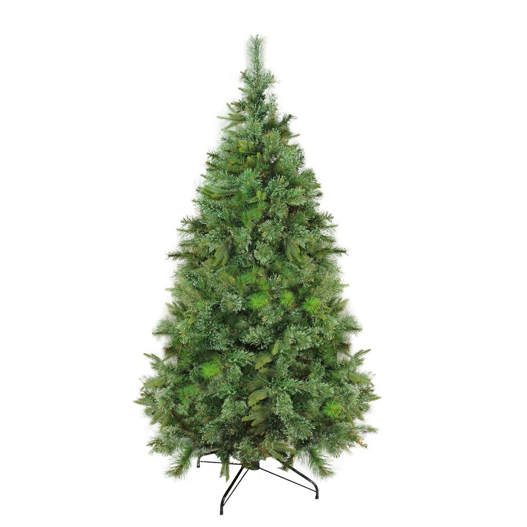 7 5 Ft Cashmere Mixed Pine Full Artificial Christmas Tree