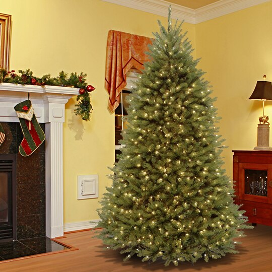 Get The 6 Ft Pre Lit Dunhill® Fir Full Artificial Christmas Tree  - 6 Ft Christmas Tree