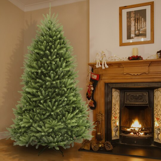 Buy The 9 Ft Unlit Dunhill® Fir Full Artificial Christmas Tree At  - Artificial Christmas Tree 9 Ft