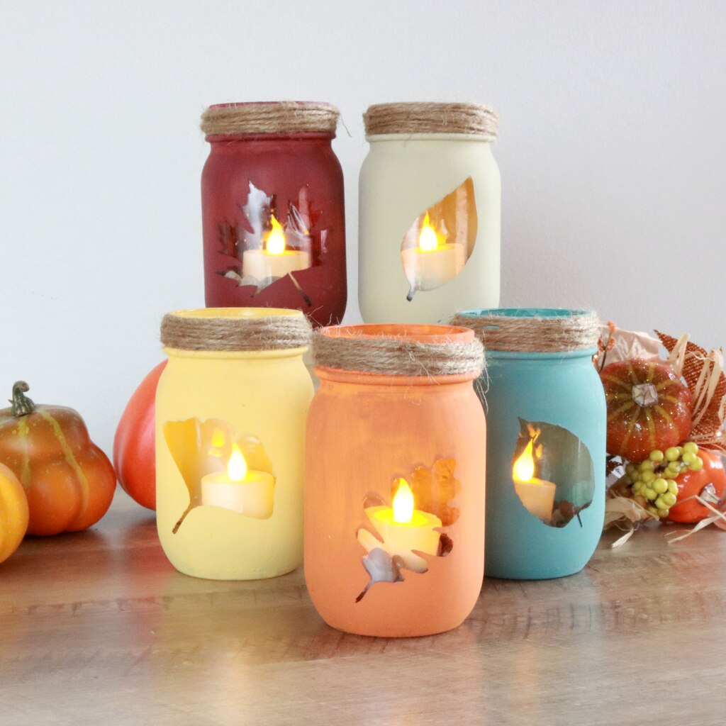 Can You Paint Candles