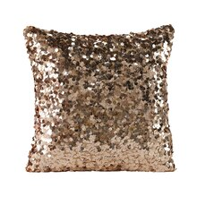 Blush Sequin Pillow by Ashland