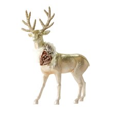 Tabletop Large Ombre Foil Deer By Ashland Front