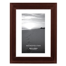 coffee metropolitan frame by aaron brothers 24 x 36 - Michaels 24x36 Frame
