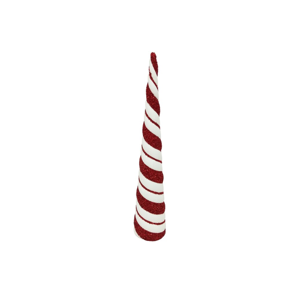 Peppermint Cone Tree Decor - Michael's