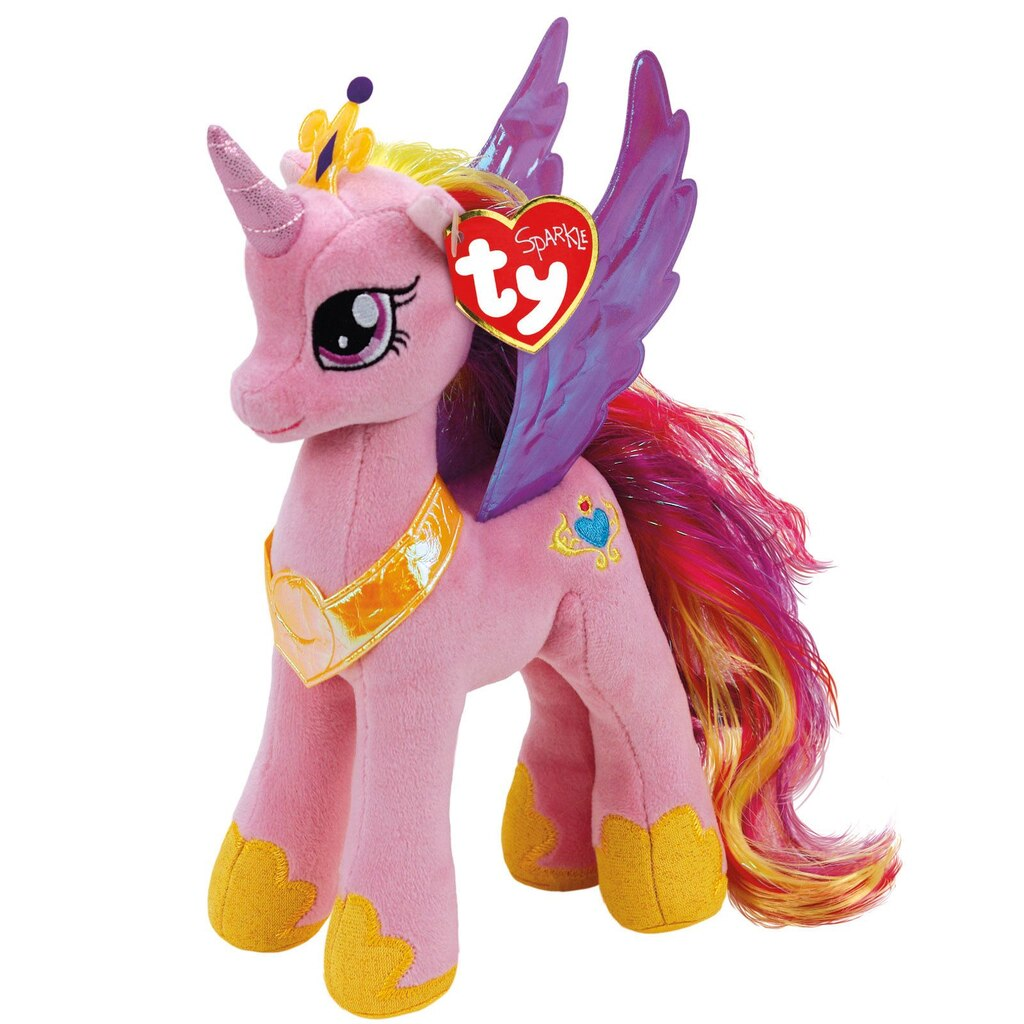 find the ty sparkle my little pony princess cadence at michaels