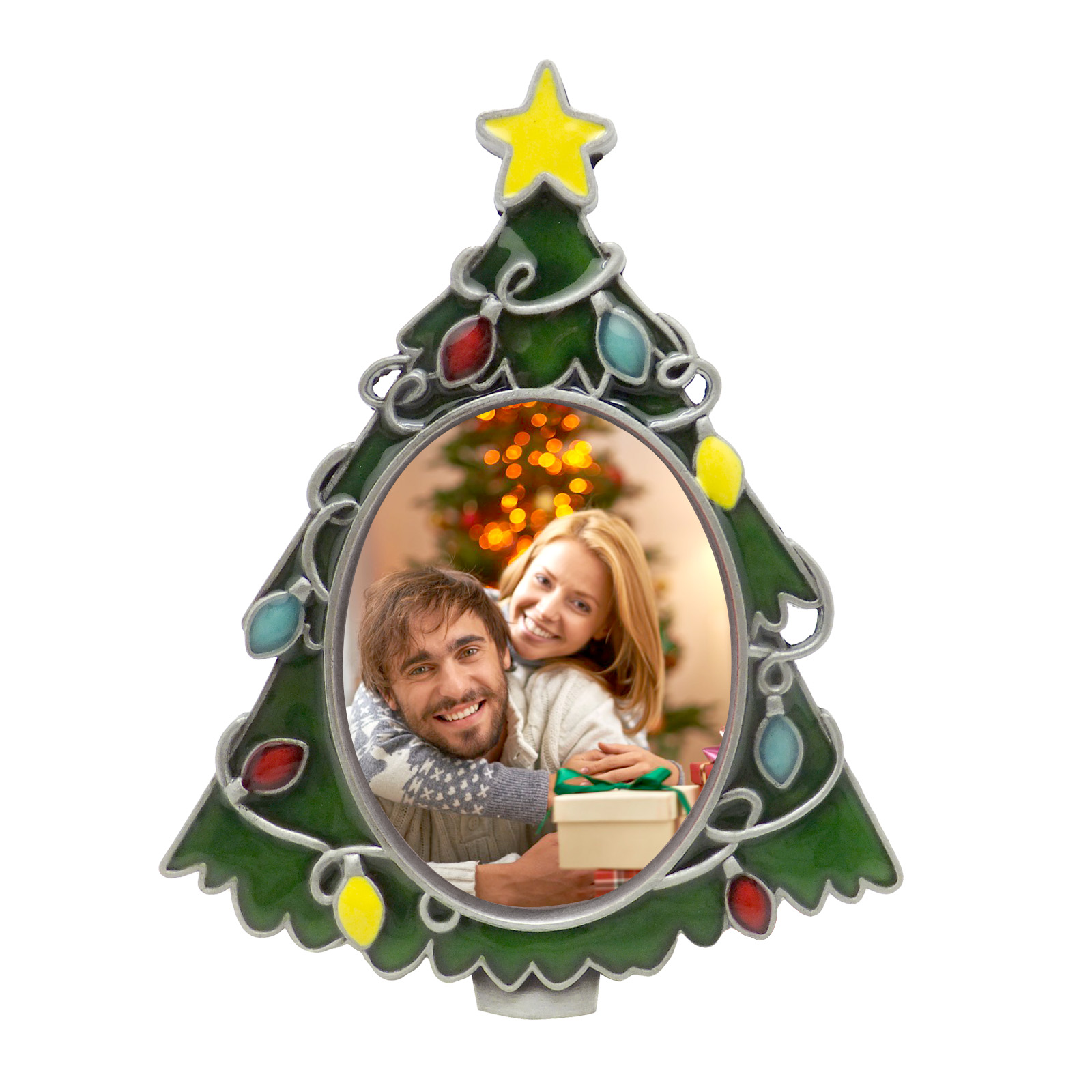 Buy the Mini Christmas Tree Frame By Studio Décor® at Michaels