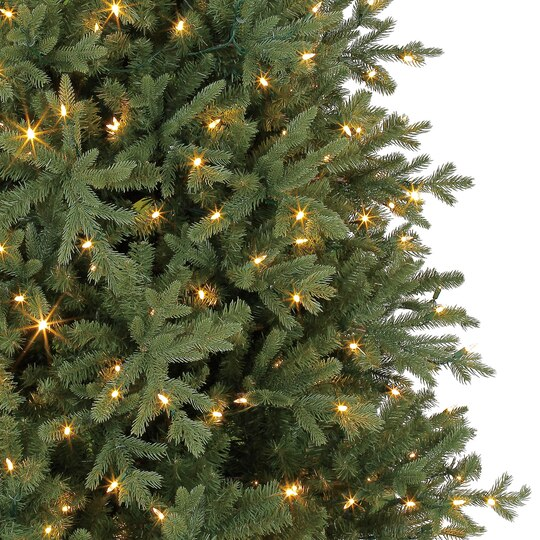 Pre Lit Artificial Christmas Trees Led Lights