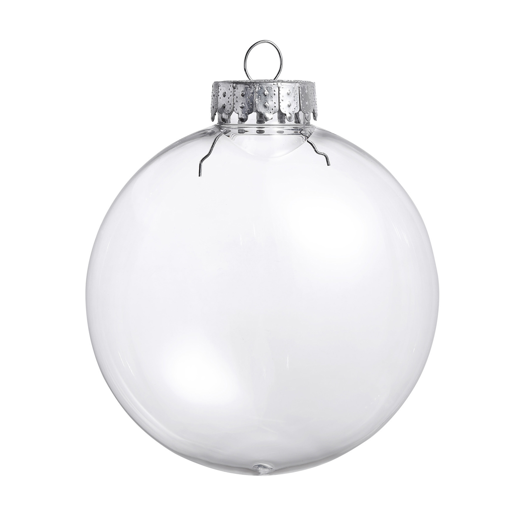 Buy the ct clear plastic disc ornaments by artminds™ at