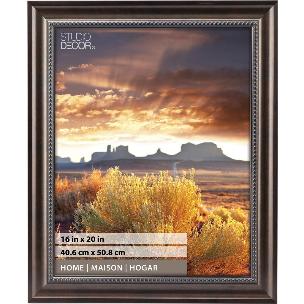 Studio Décor® Home Collection Scoop Frame