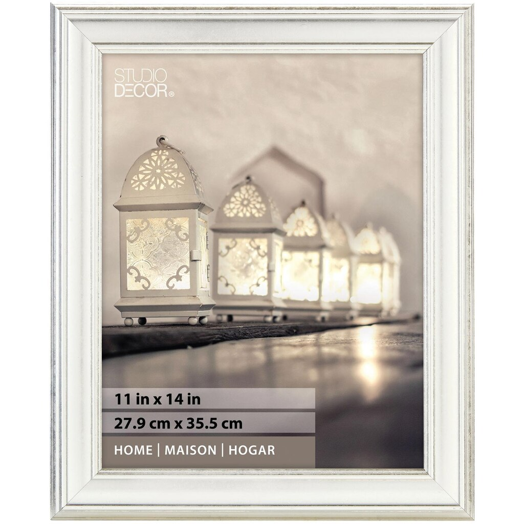 Buy The Vintage Silver Home Collection Frame By Studio D Cor At Michaels